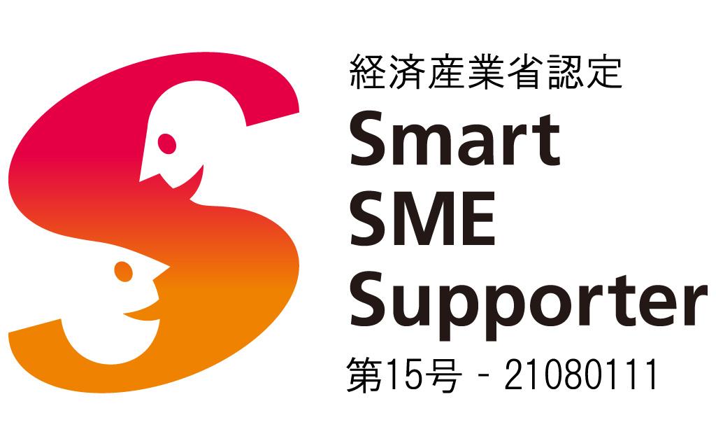 スマートSMEサポーター ロゴ
